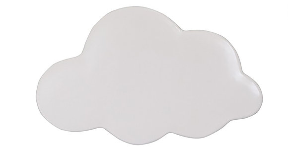 Cloud Wall Planter Small