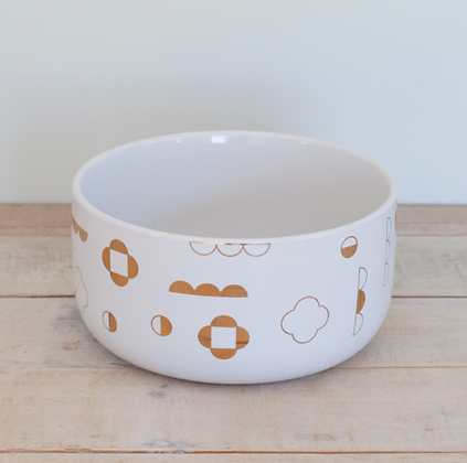 Kanso Bowl - Gold
