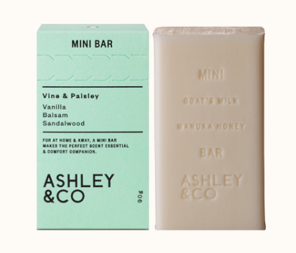 Mini Bar /Vine & Paisley