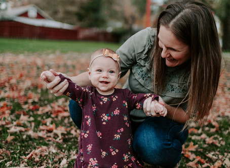 Family Session: The Lowry Littles