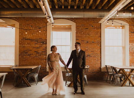 Crystal & Josh's Intimate Wedding Day