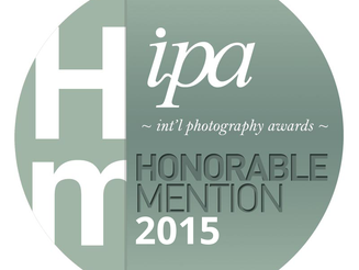 Honorable Mention - International Photography Awards 2015