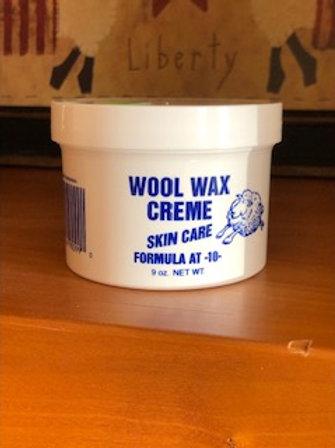 Wool Wax Cream- 9 oz. Size