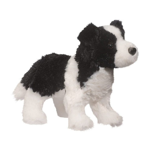 Meadow Border Collie Stuffed Toy