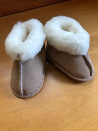 Infant Sheepskin Slippers