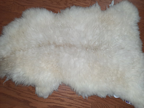 Laura's Sheep skins
