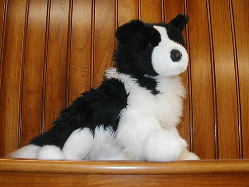 Chase Border Collie Stuffed Toy