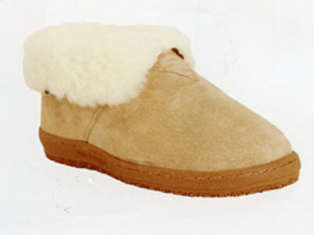 Womens Sheepskin Bootie