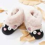 Lamb Walker Deluxe Wool Baby Slipper