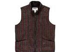 Stormy Kromer SK OutfitterMen's Wool Vest in Andrionhack Plaid