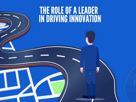 The Role of a Leader in Driving Innovation