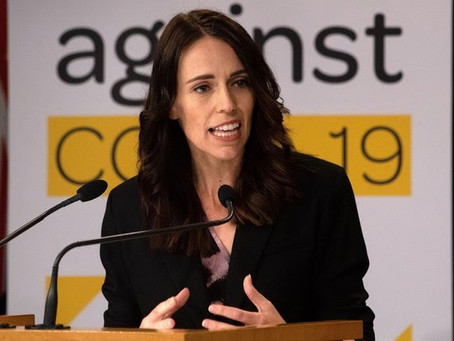 HOW JACINDA ARDERN LEADS SUCCESSFULLY WITH STORIES.