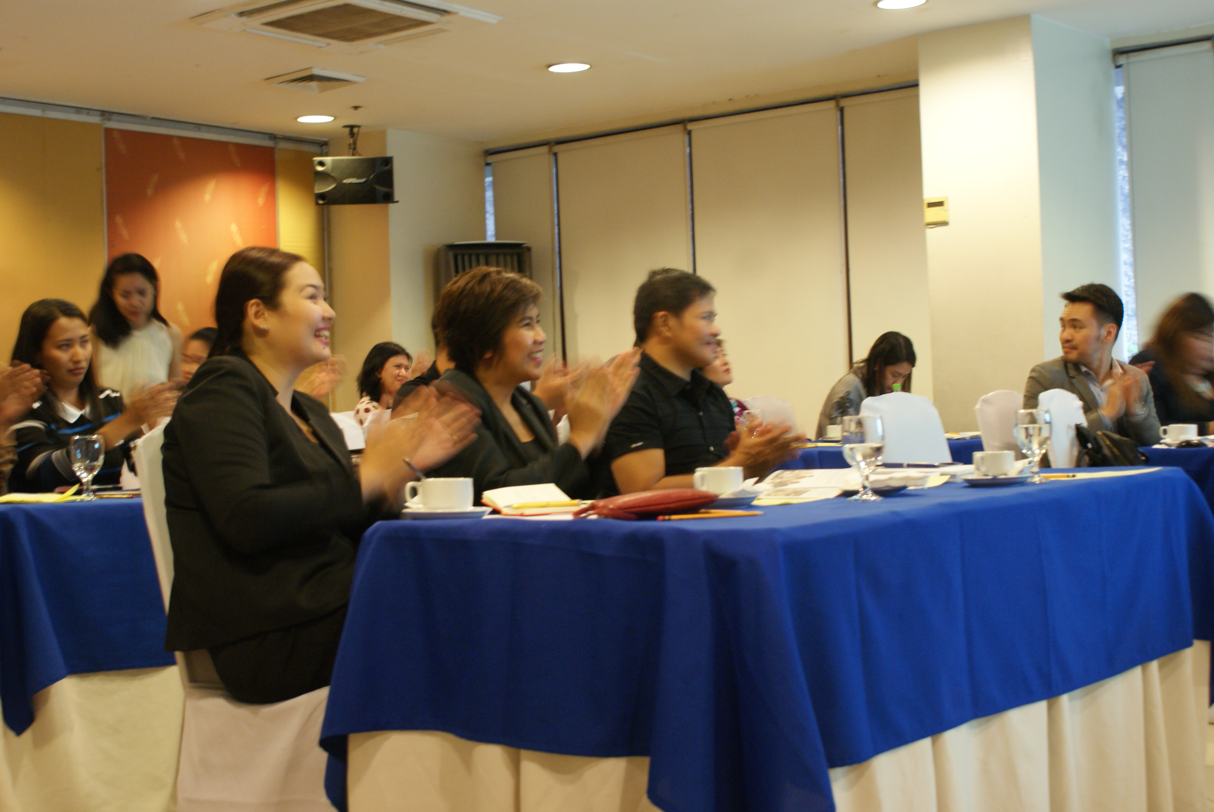CTS Preview Training, Manila