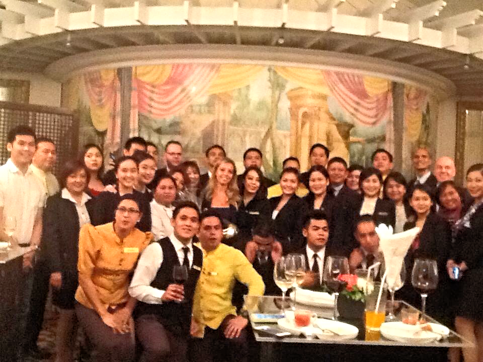 F&B Training, Manila