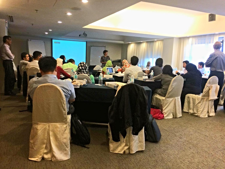 PEE Training, Malaysia
