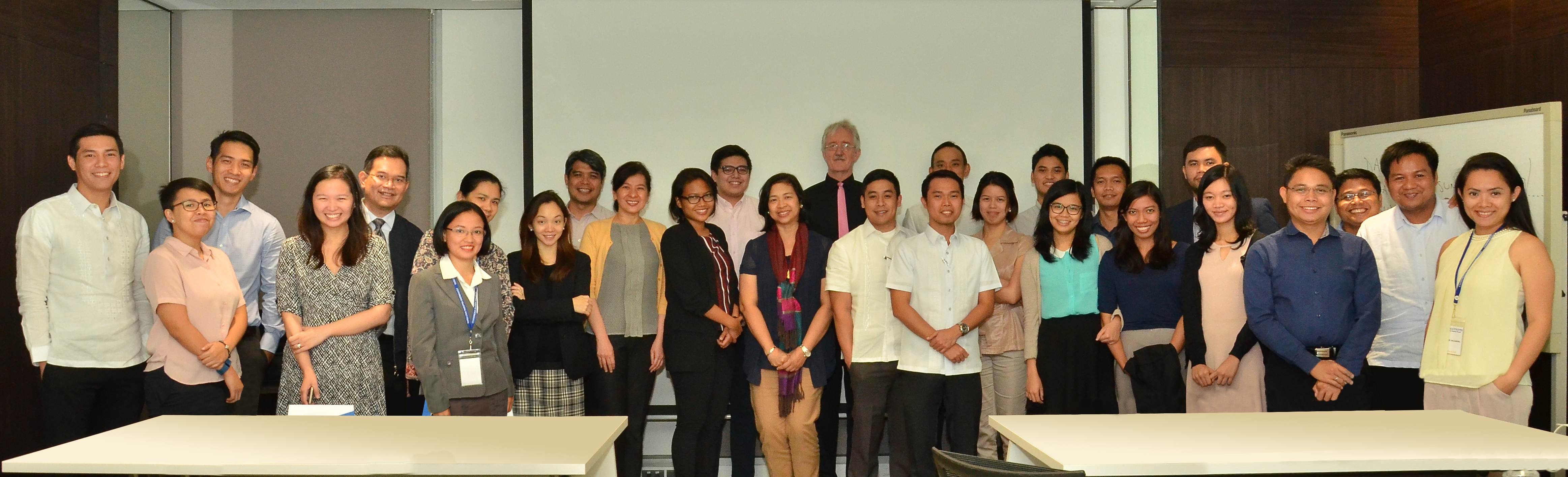 AFM Training, Manila