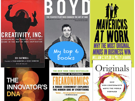 Best Books on Creative Leadership
