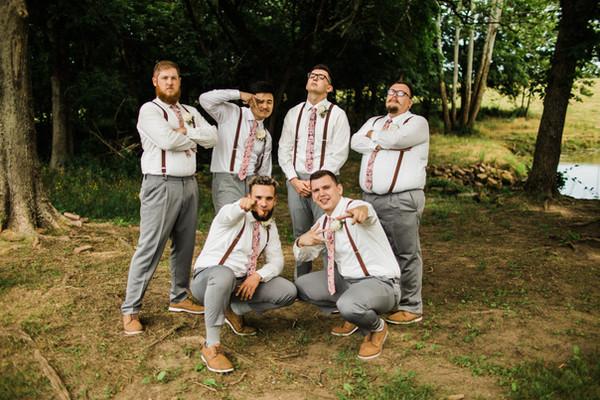 groomsmen rap album