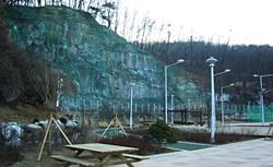 Dolsan Quarry 'Physical Training Par