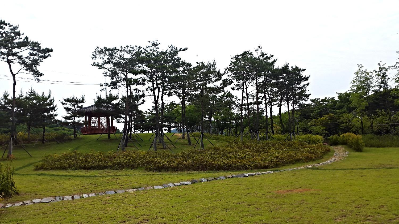 연천 옥산근린공원