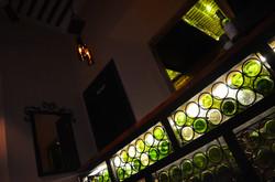 14 Botella Verde