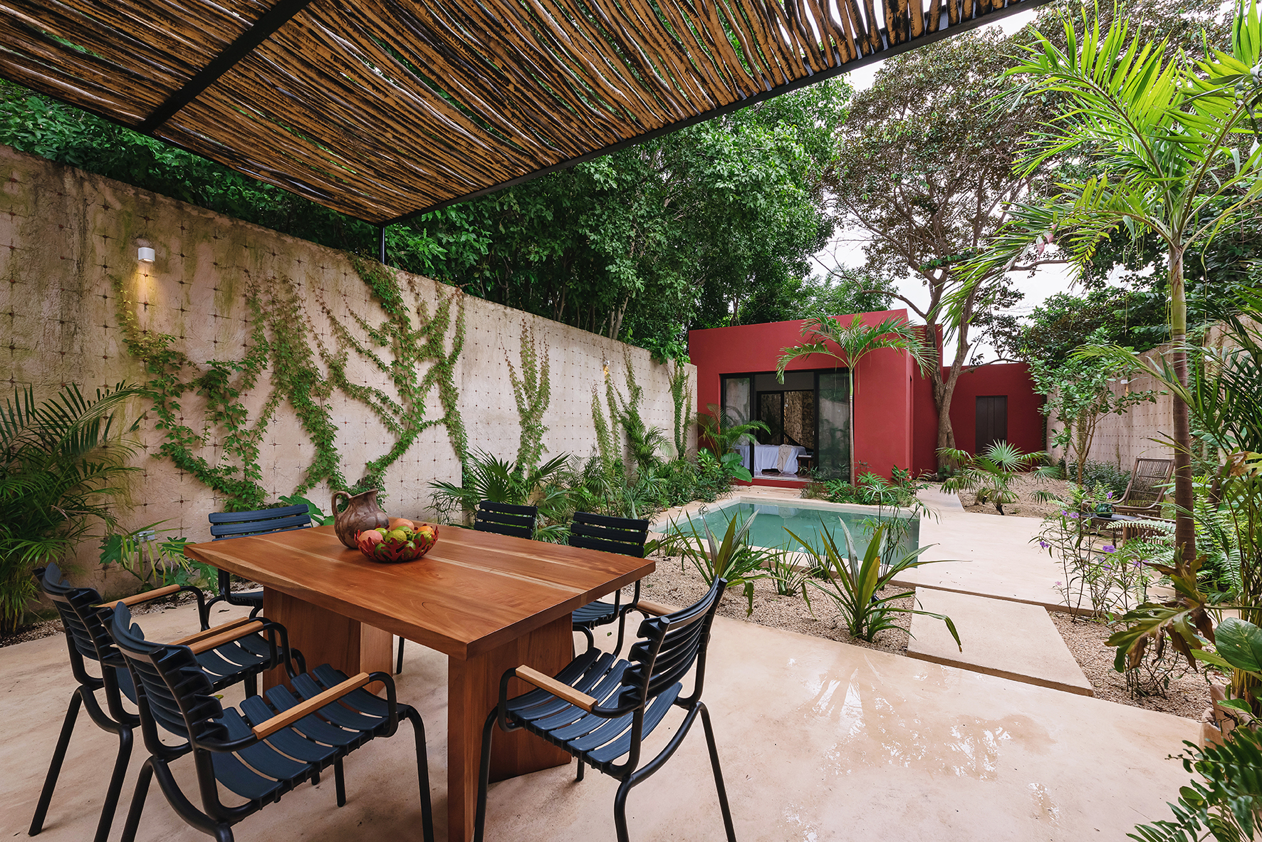 Casa Tres Piedras por Workshop Diseño y