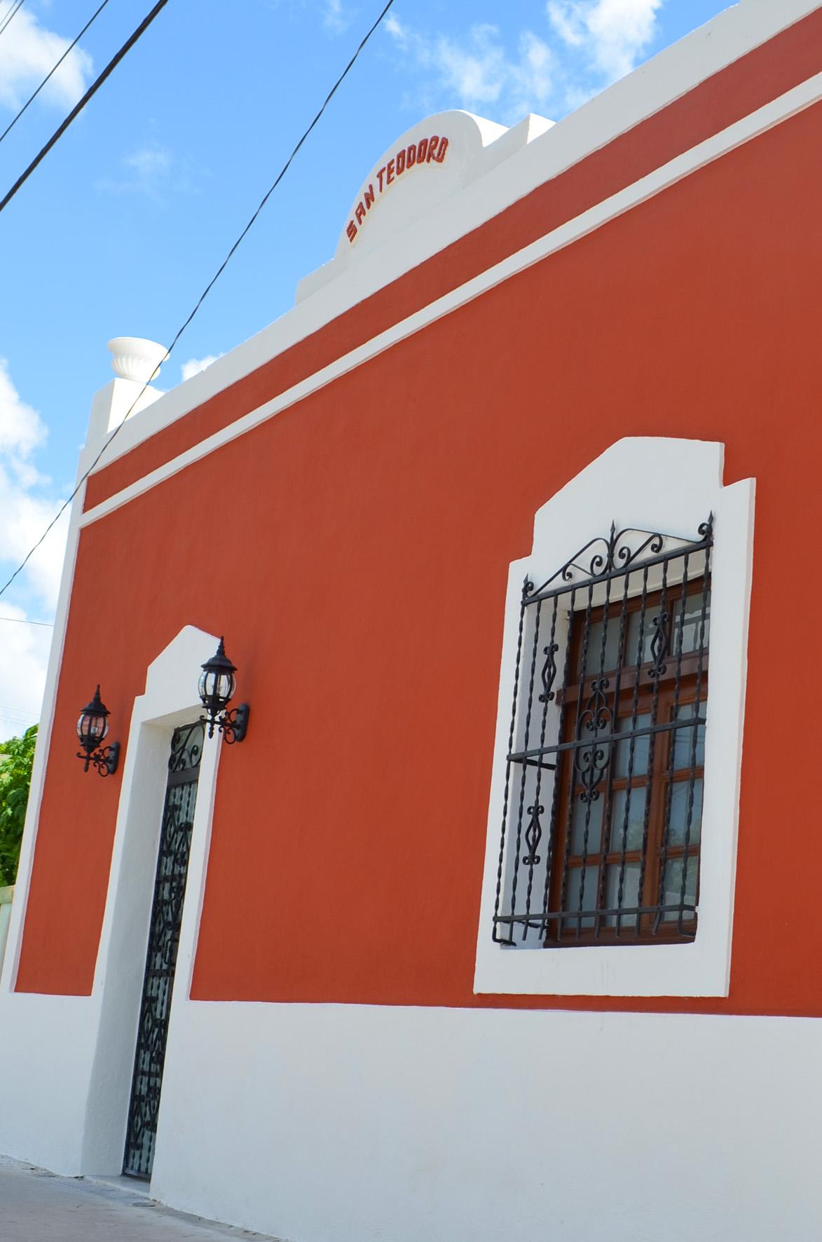 San Teodoro, facade 2