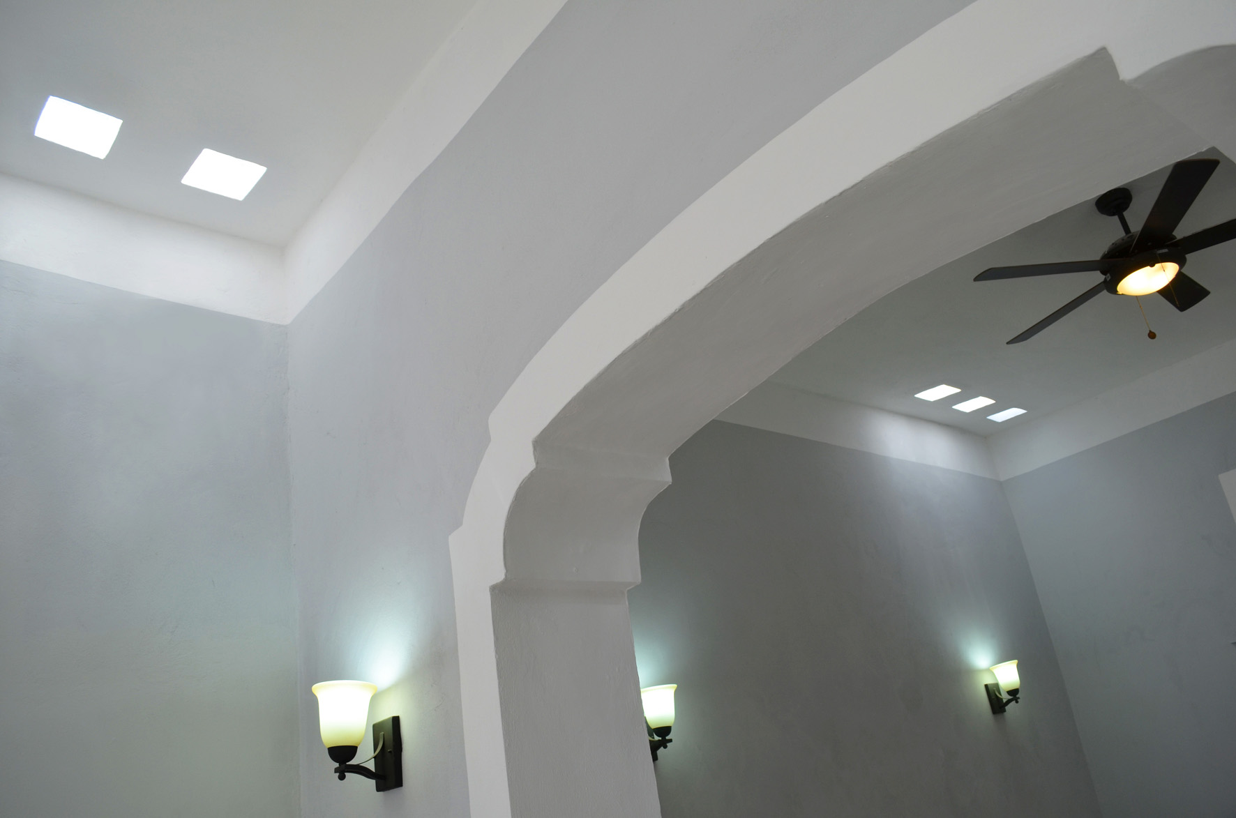 San Teodoro, entrance 2