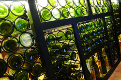 12 Botella Verde