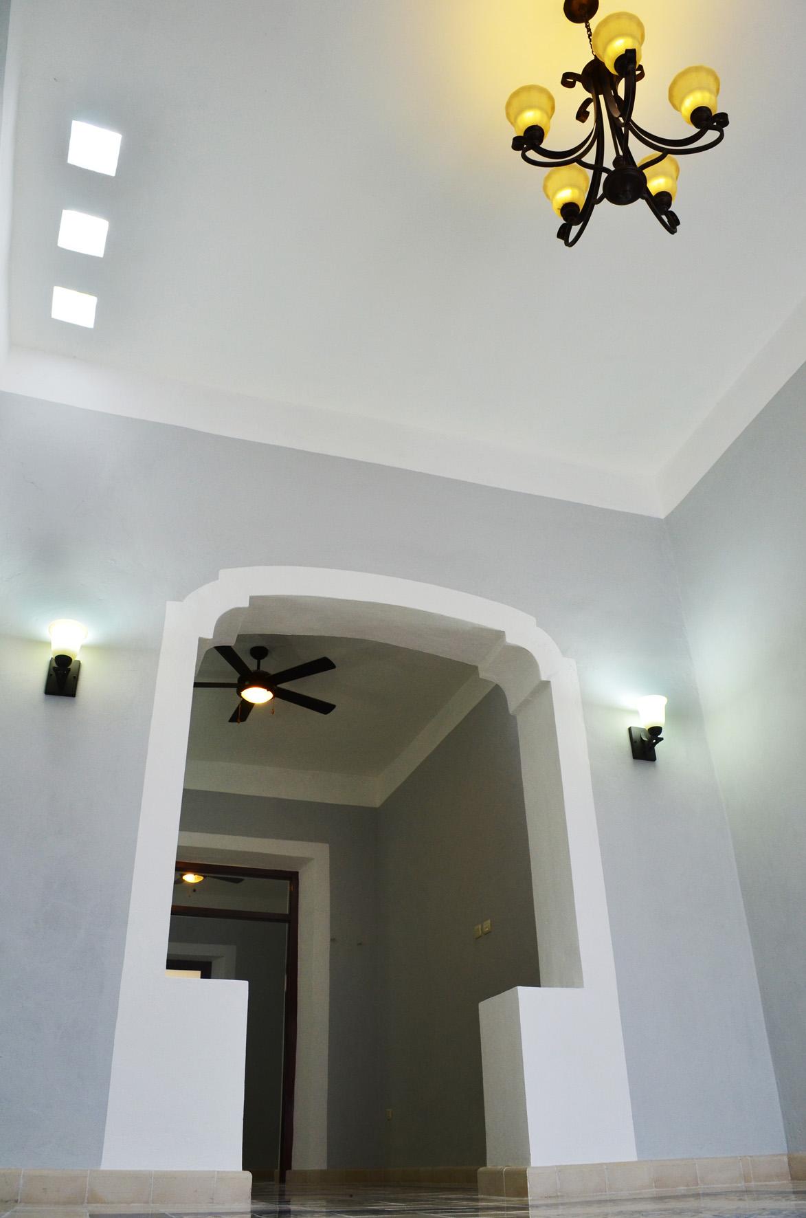 San Teodoro, entrance 1
