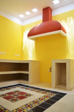 San Teodoro, Kitchen 4