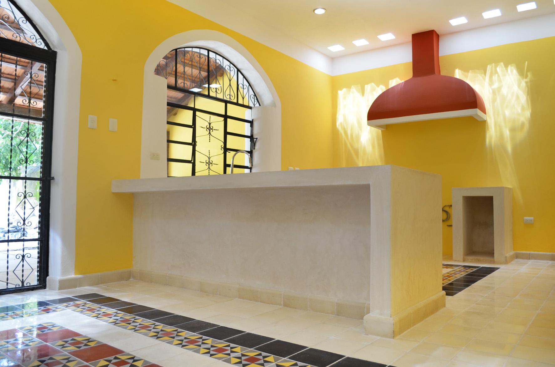 San Teodoro, Kitchen 3