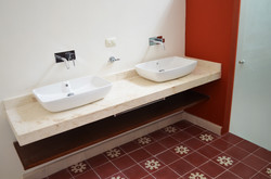 San Teodoro, master bathroom 1