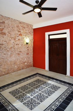 San Teodoro, Master bedroom 1