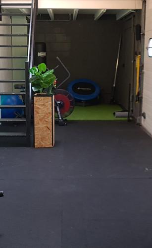Functional trainingsruimte