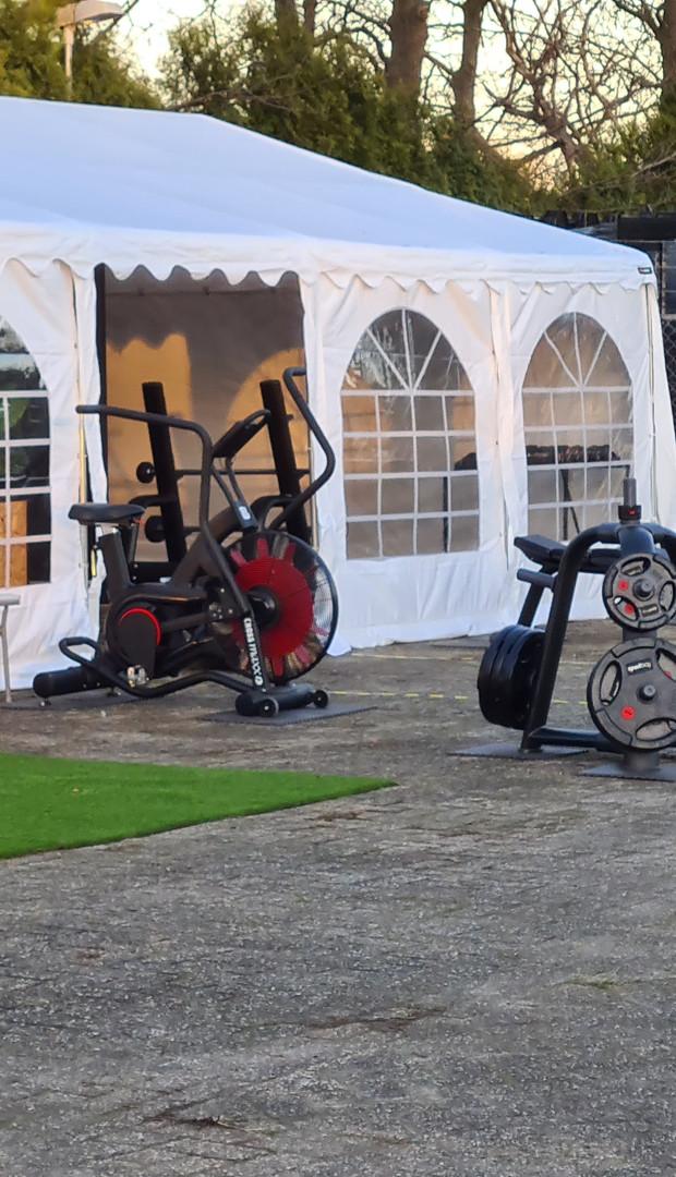 Out-door fitness