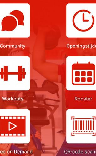 Arends Sportcentrum App