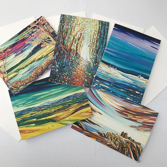 Landscape Cards   Ann Madden