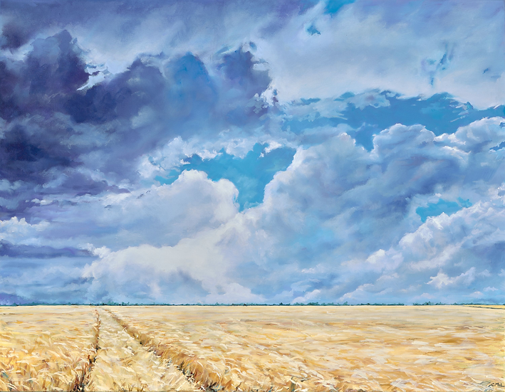 'Big Sky' Christine McLennan