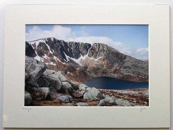 'Lochnagar' Large Jan Holm