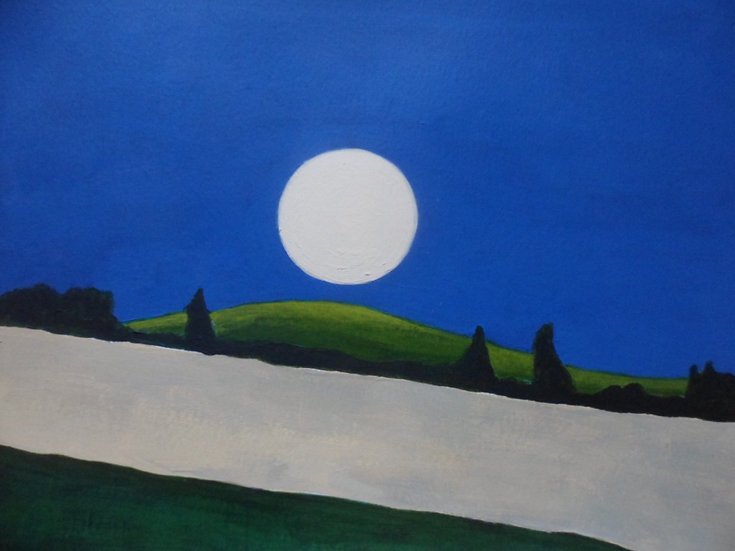 'First Harvest Moon' Emma Rodenhurst-Grant