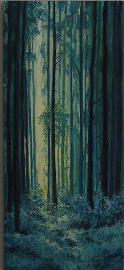 """Emerald Forest"" Christine McLennan"