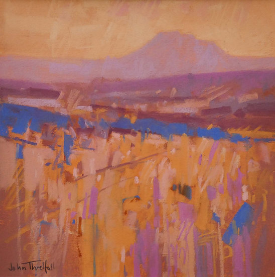 'Fields of Gold - Morven' John Threlfall