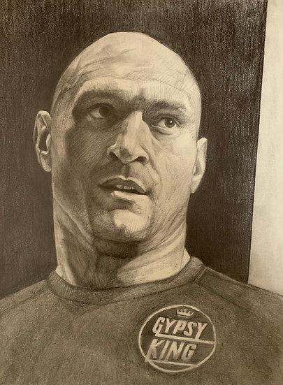 'Tyson Fury' David Wylie