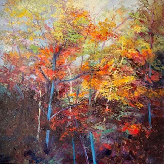 'Wild Wood' Myrtle Watt
