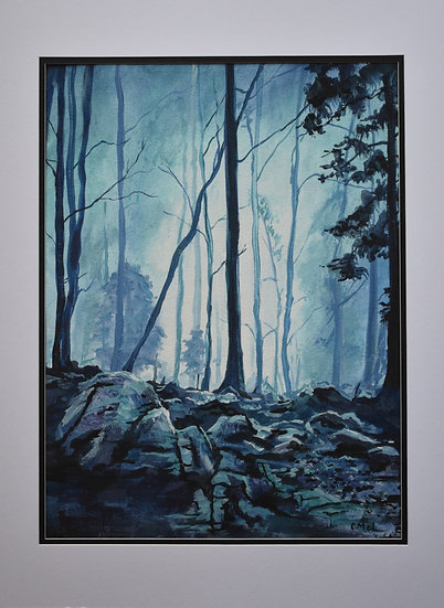 """""""Into the Woods"""" Christine McLennan"""