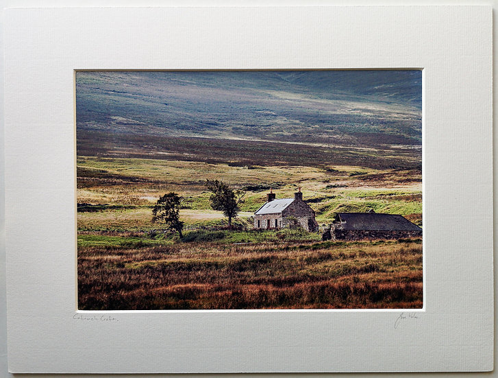 'Cabrach Croft' Jan Holm