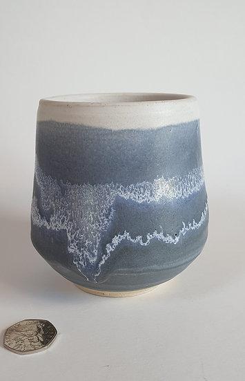 'Seashore Vase' Fiona Leask