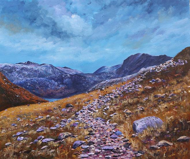 'Always a little further (Torridon)' - Anne Fenton