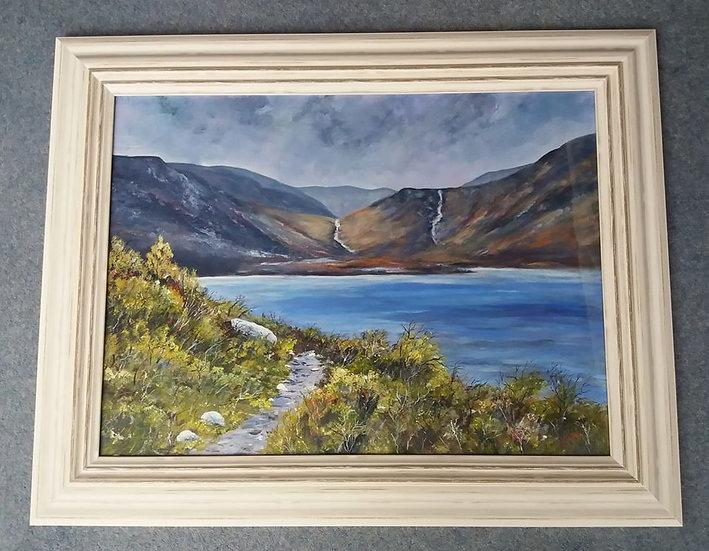 'Loch Muick' Anne Fenton